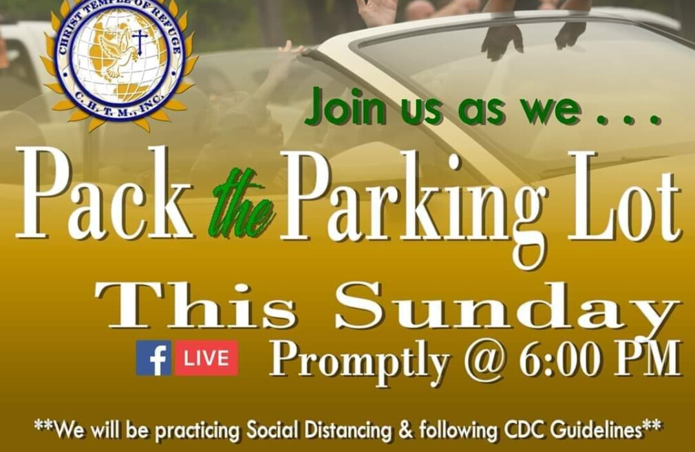 Pack The Parking Lot!